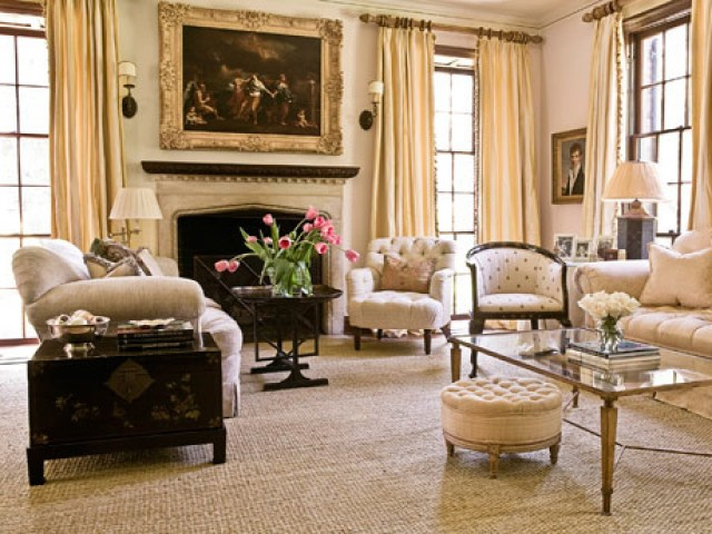 Beautiful Homes Decorating Ideas Traditional Home Living