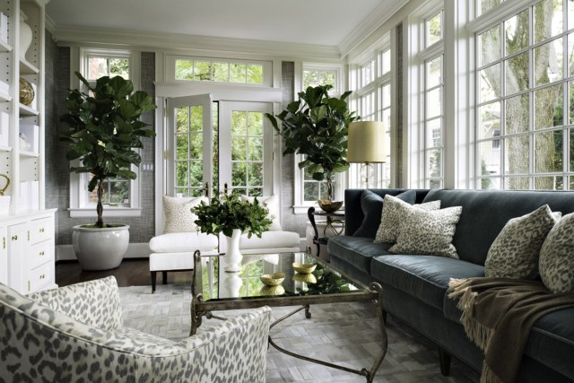Beautiful Modern Classic Interiors Bringing Stylish Model