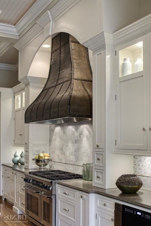 Beautiful Range Hood Kitchen Metal Hoods Kitchen Hoods