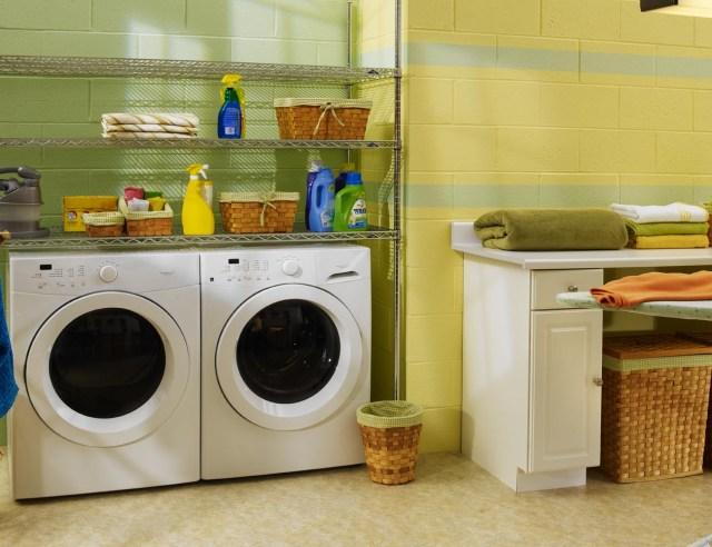 Beautiful Wallpaper For Laundry Room Wallpapersafari