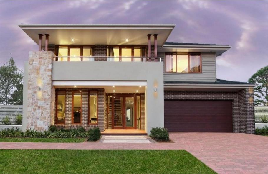 Beautify Modern Minimalist Facade Home Design
