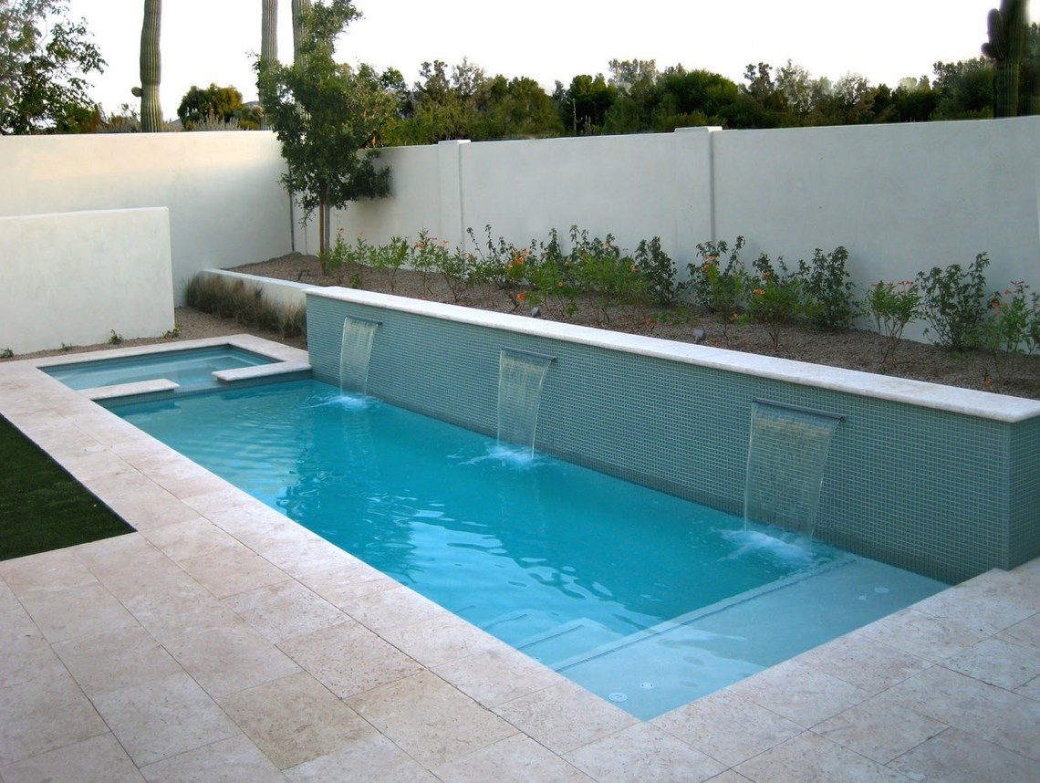 Best 25 Beautiful Small Outdoor Inground Pools Small Pool Design Swimming Pools Backyard