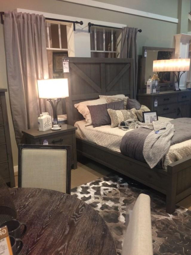 Best 25 Rustic Grey Bedroom Ideas On Pinterest Rustic