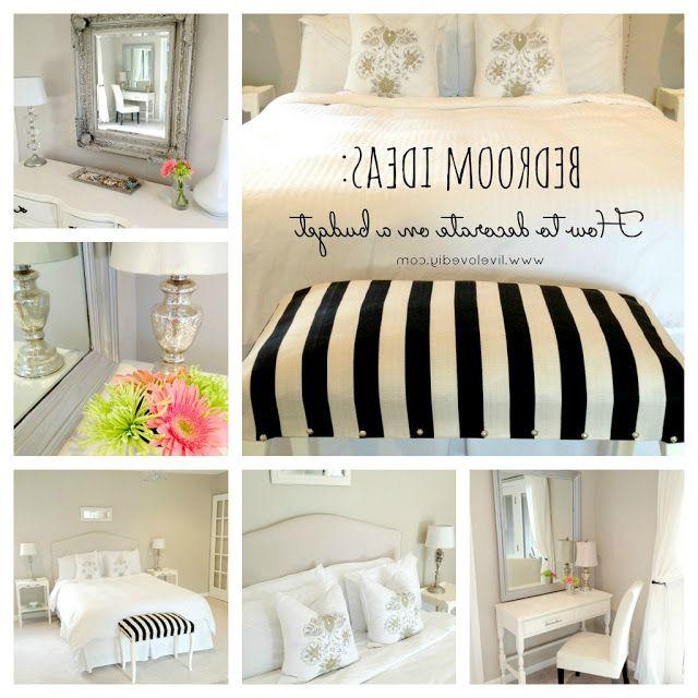 Best Decor Hacks Budget Bedroom Decorating Ideas