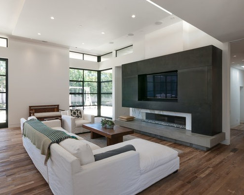Best Modern Family Room Design Ideas Remodel Pictures