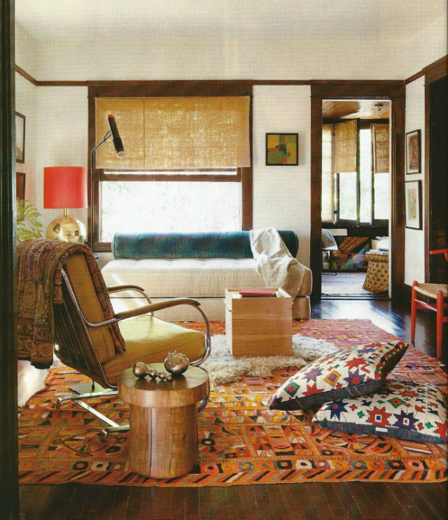 Boho Chic Ethnic Inspiration In Interior Design Projects