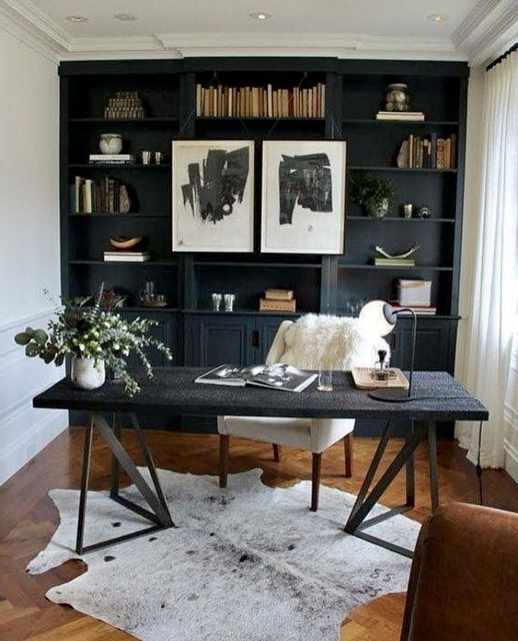 Build A Bold Workspace And Anything Is Possible This Home