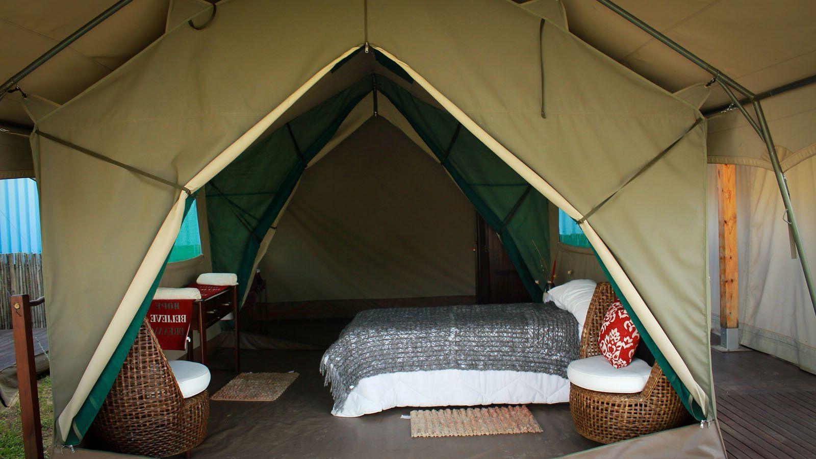 Bushtec Adventure Echo 2200 Luxury Camping Tents Luxury