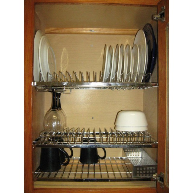Cabana In Cabinet Stainless Steel Dish Rack Kitchen Rack