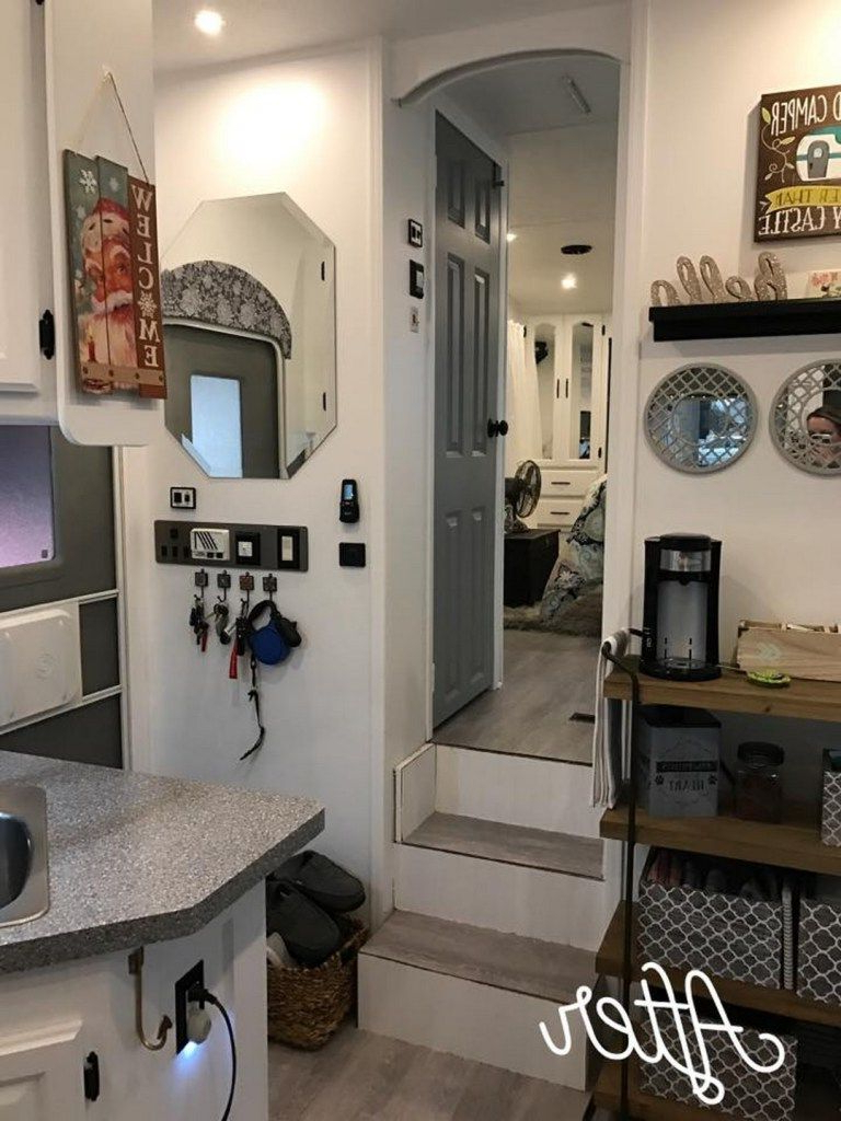 Camper Decorating Ideas 50 Gorgeous Photos 1 Remodeled