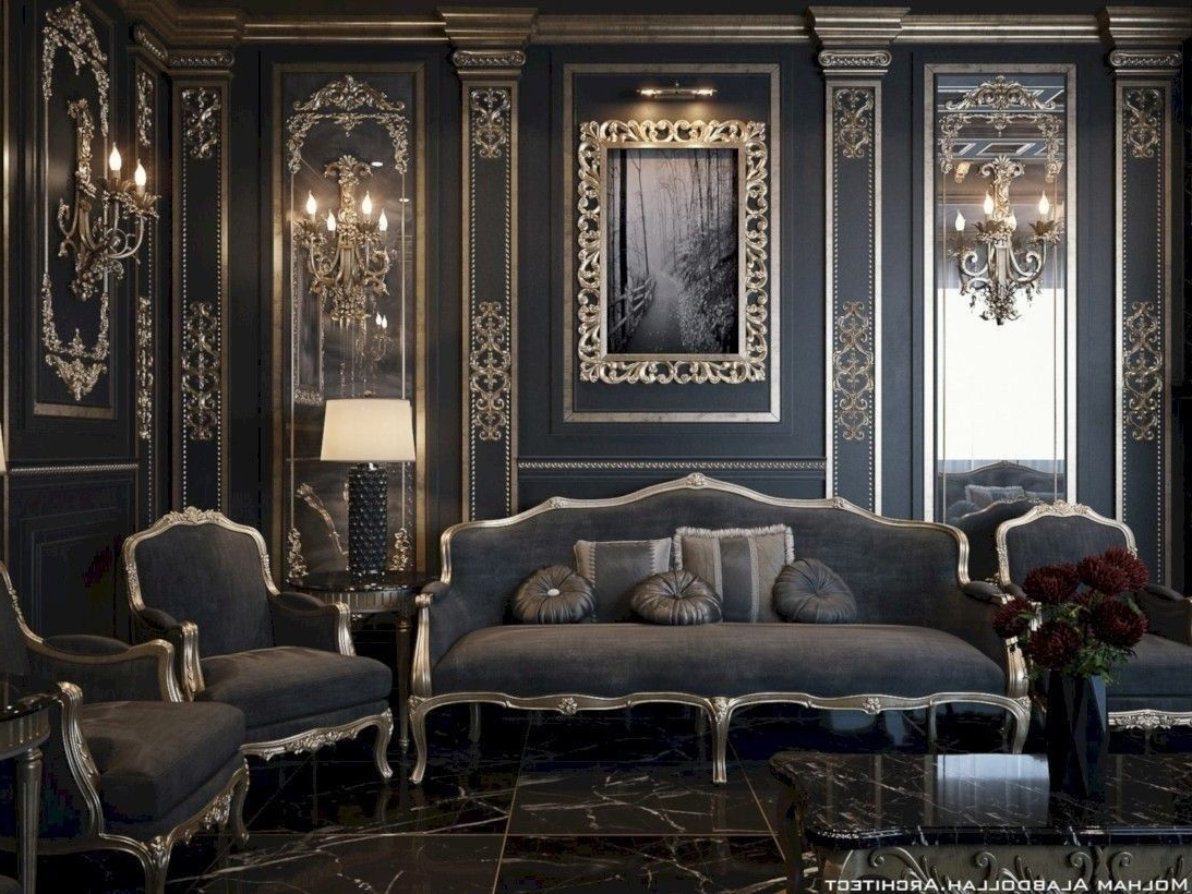 Captivating Goth Living Room Ideas For Inspiration 27