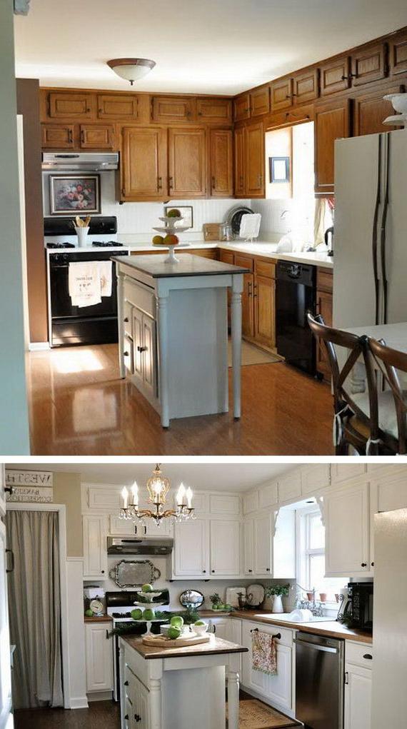 Cheap Kitchen Makeover Ideas