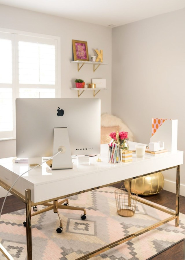 Chic Office Essentials Home Office Space Home Office