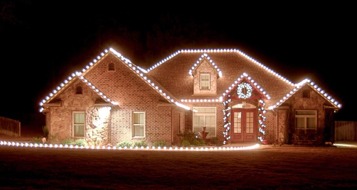 Christmas Lights House Texas Google Search Christmas