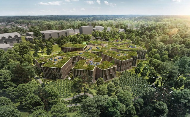 Chybik Kristof Wins Competition To Design Administrative
