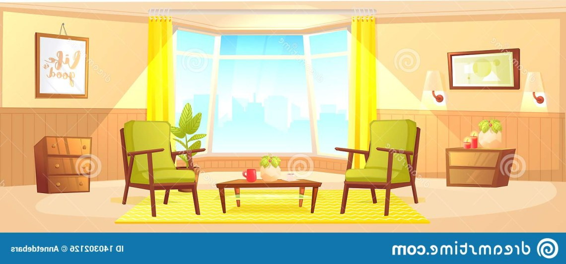 Classic Living Room Home Interior Design Banner