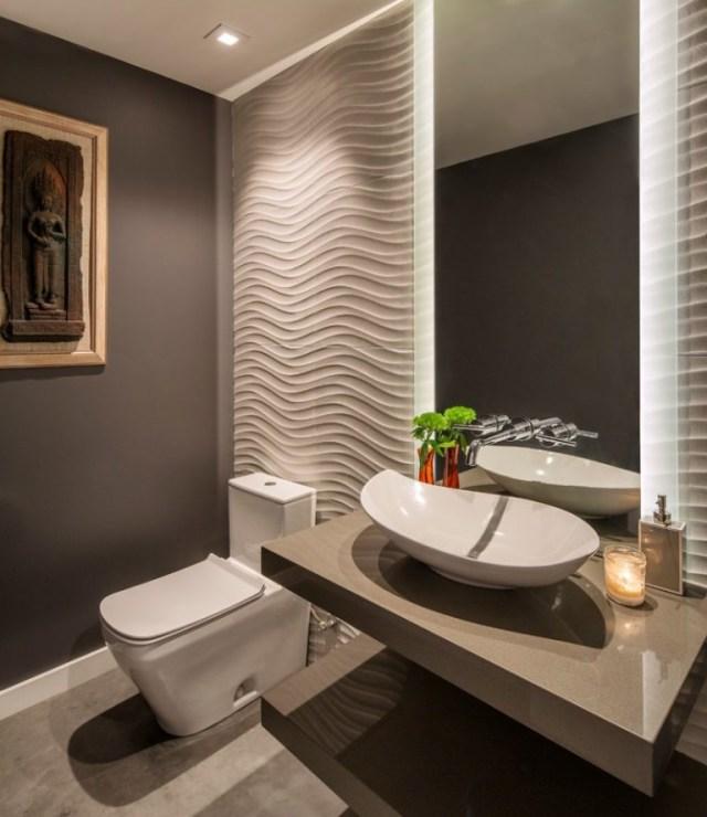 Clever Ideas For Beautiful Minimalist Half Bathroom Decohoms