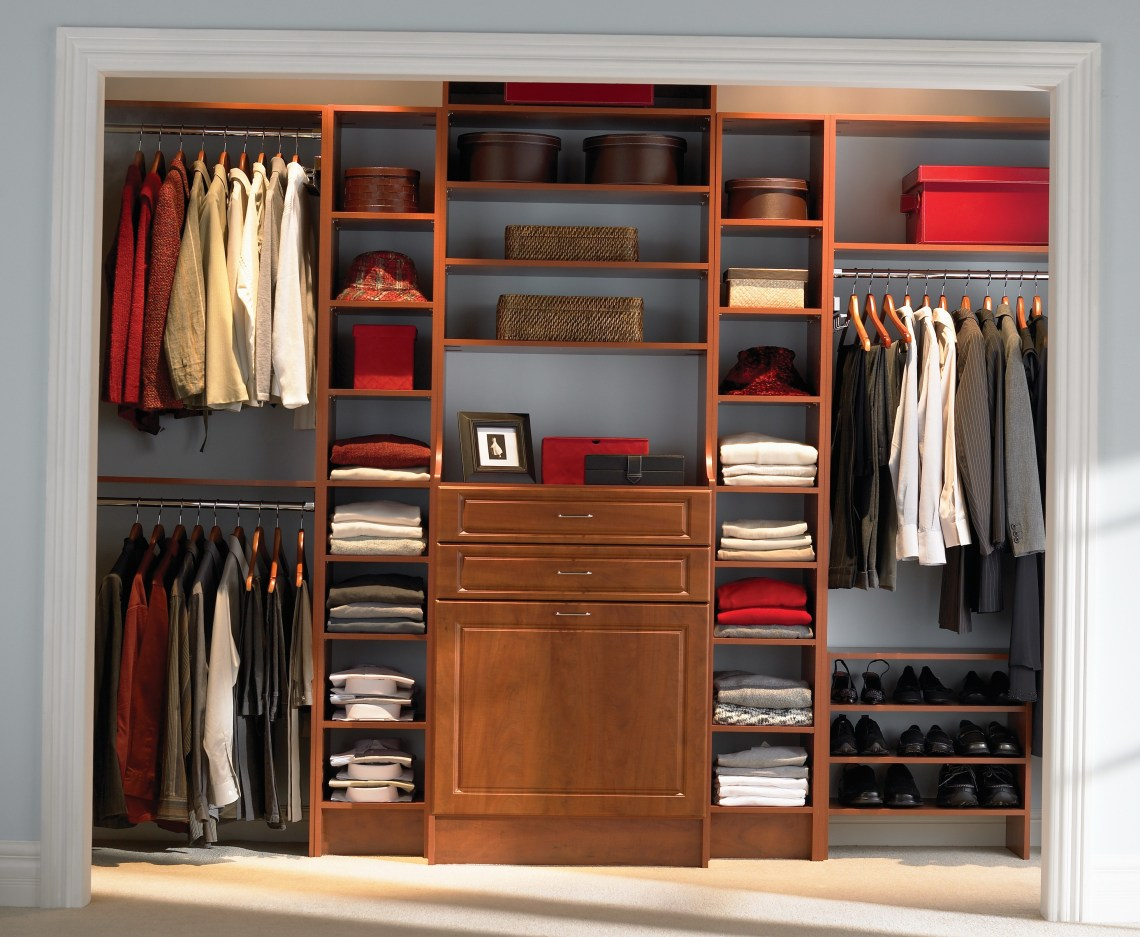 Closet Home Depot Closetmaid For Best Bedroom Storage