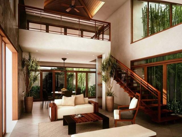 Contemporary Ancestral House Manosa Prop Tropical