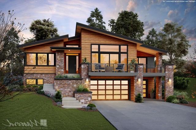 Contemporary House Plan 1220l The Louisville 2707 Sqft 4