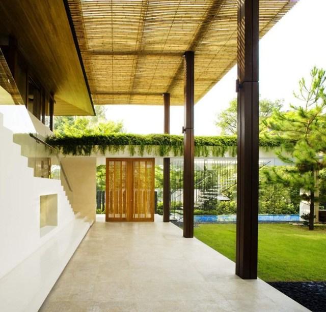 Contemporary Tropical House Tanga House Modern Home
