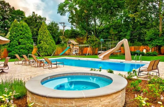 Cool Backyards Ideas Ayanahouse