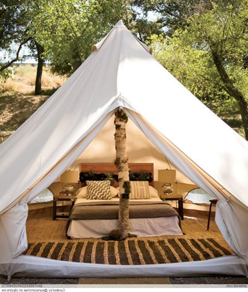 Cool Glamping Ideas Tent Glamping Tents Camping