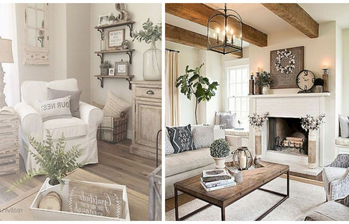 Country Rustic Decor Room Decorating Ideas Living Rooms