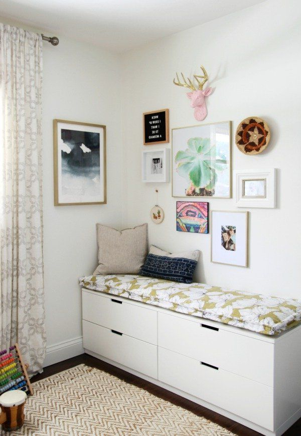 Create The Perfect Stoarge Bench Ikea Bedroom Storage Ikea Kids Room Ikea Kids Bedroom