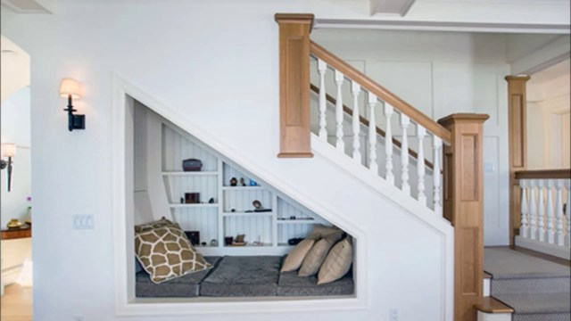 Creative Design Ideas For Under Stair Space Pixiedecor Youtube
