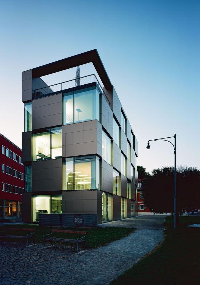 Creative Nikolaiplatz Building Atelier Thomas Pucher