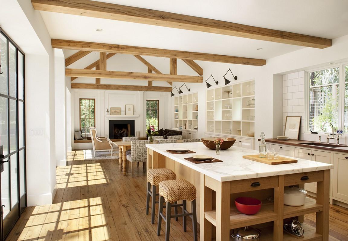 Decor Inspiration 42 Modern Farmhouse Kitchens Part 2 Hello Lovely