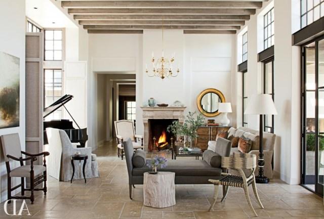 Decor Inspiration Modern Farmhouse Style Living Rooms