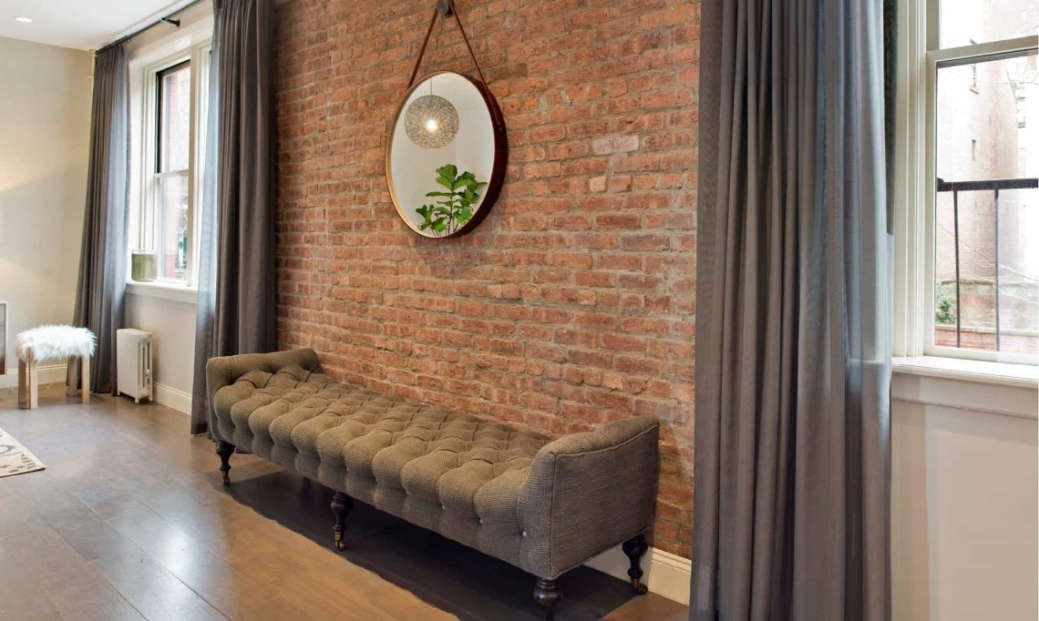 Decorative Brick Wall Design For Your Interior 23735