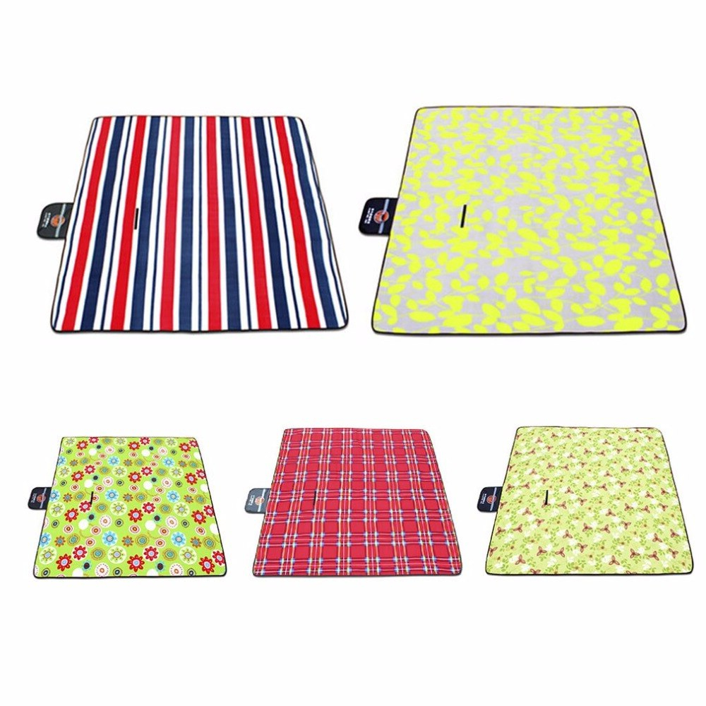 Desert Camel 200x200cm Large Size Outdoor Camping Picnic