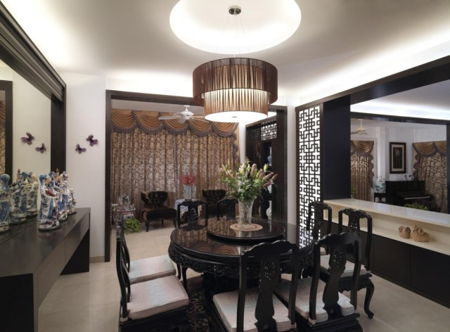 Dining Room Lightning For Modern Home Interior Design