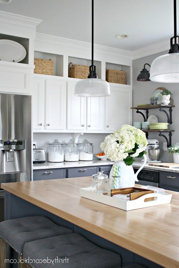 Discover 10 New Ways To Decorate Above Your Kitchen