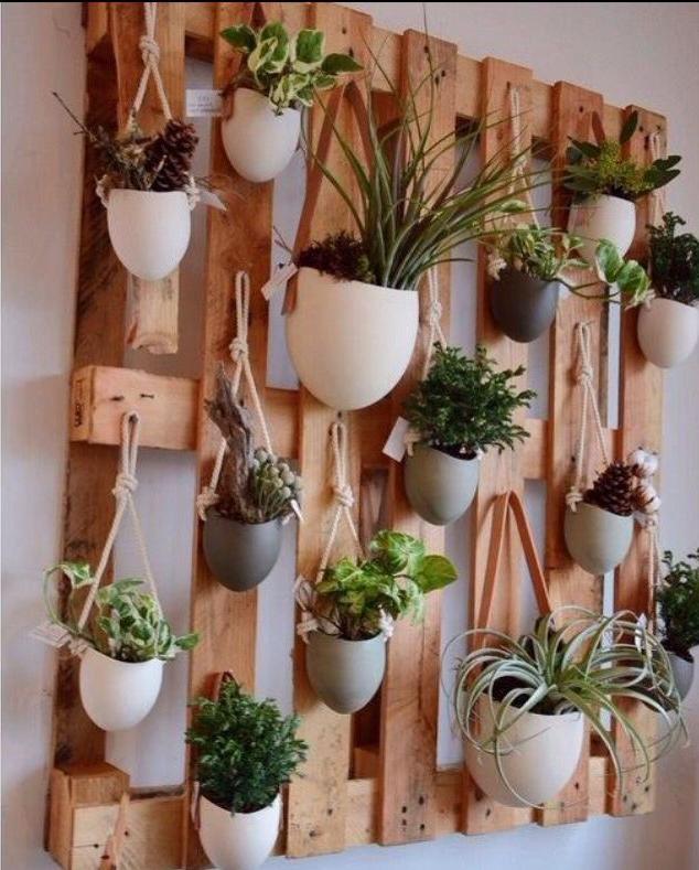 Diy Herb Wall Creative And Amazing Gardening Ideas That Go