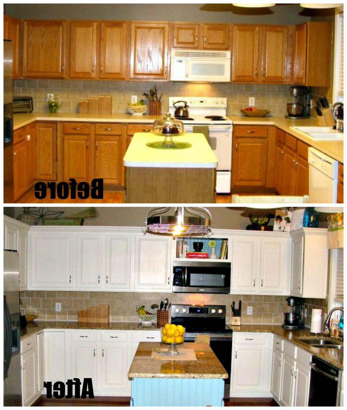 Diy Low Budget Kitchen Remodel Cheap Kitchen Remodel