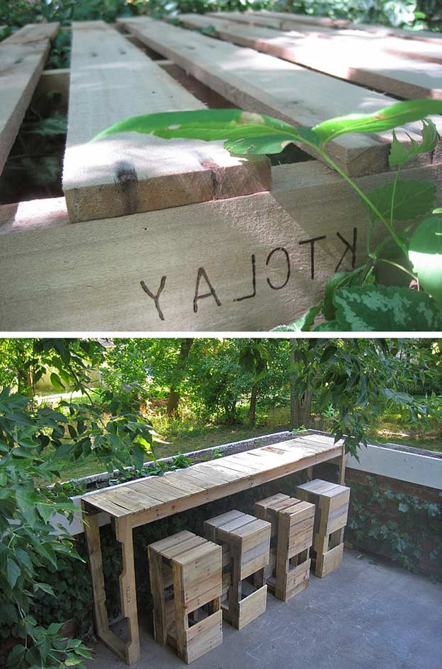 Diy Pallet Project Ideas For Outdoor Furniture Diy Projects Craft Ideas How Tos For Home