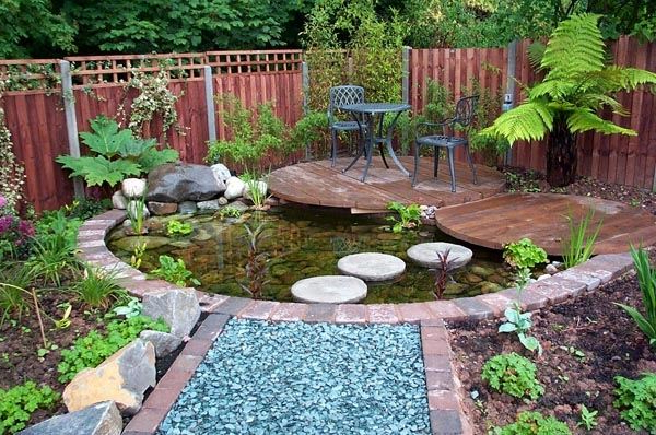 Diy Pond Filter Design Garden Pond Ideas And