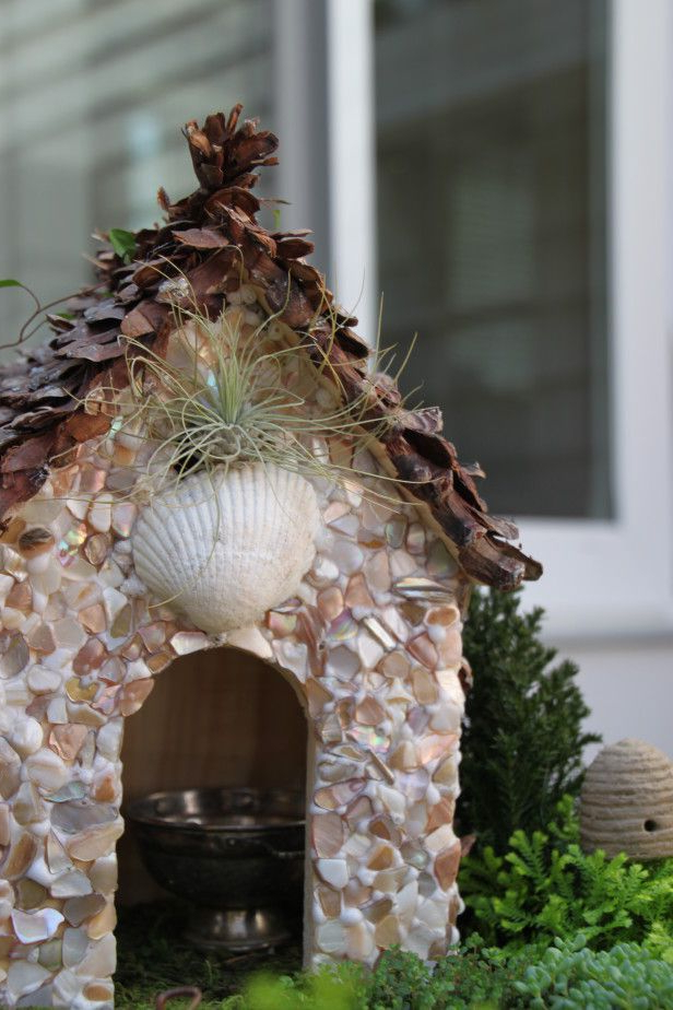 Do You Believe In Fairies If So Build Them A Shell