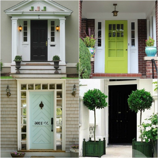 Doors Front Door Ideas For Brick Homes Front Door Ideas