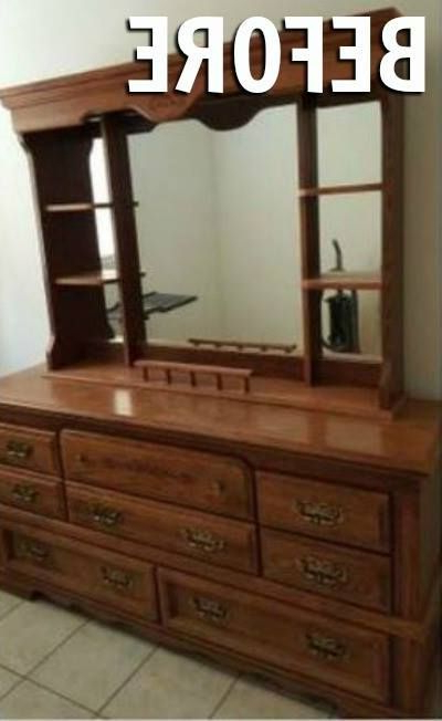 Dresser Turned Media Console Fireplace Diy Furniture Diy Home Decor Diy Wall Shelves