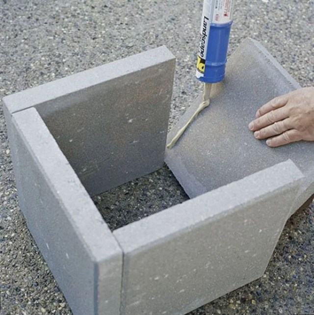 Easy Diy Modern Concrete Planter Decor Its