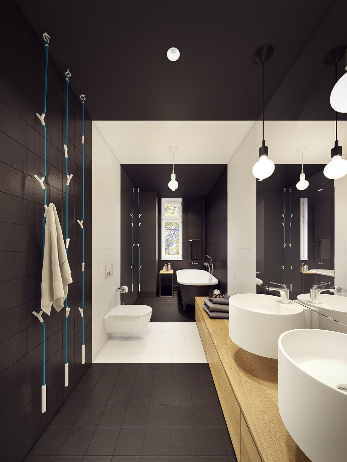 Elegant Bathroom Decor Ideas Which Show A Classic And
