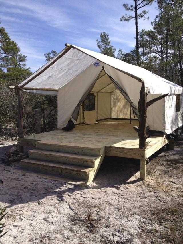 Enjoying South Alabamas Best Tent Camping This Fall