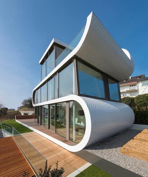 Evolution Design Flexhouse In Zurich