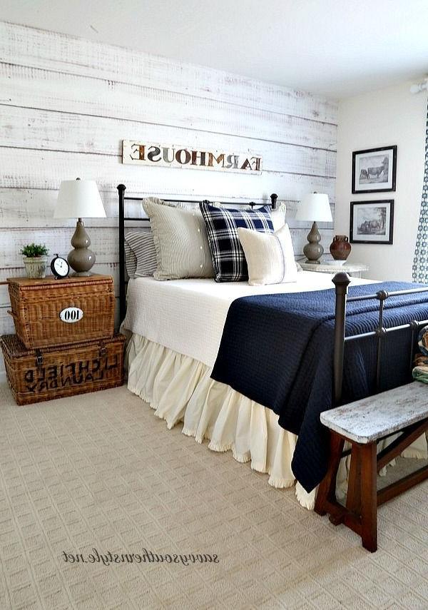 Farmhouse Style Is Farmhouse Bedroom Decor Farmhouse