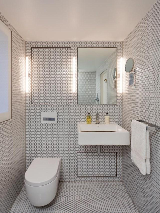 Feixmerlin Architects The Wetroom Teeny Tiny White